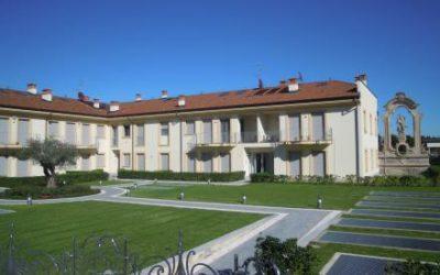 Cernusco s/N. Villa Alari via Cavour