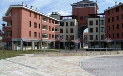 Concorezzo piazza Falcone e Borsellino