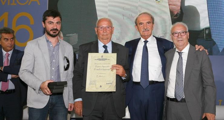Premio speciale fratelli d'impresa alla Edilvit srl